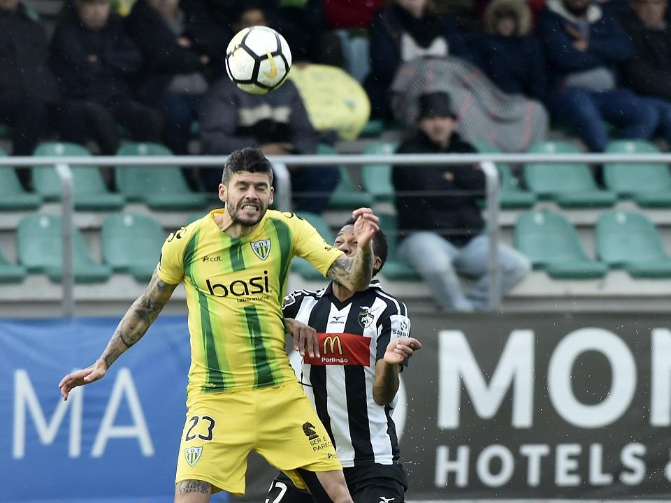 Reportagem - CD Tondela (2-2) Portimonense - Liga NOS - Estadio Joao Cardoso - Tondela - Epoca 2017/2018